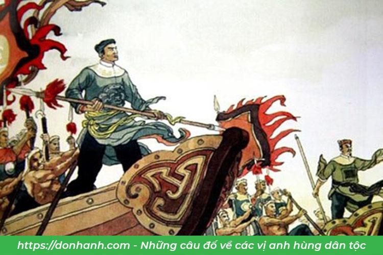 Những câu đố về lịch sử và các vị anh hùng dân tộc